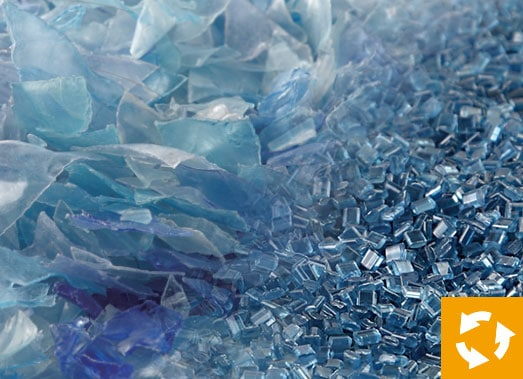 Plastic Bottle Pelletizing / Granulating Line