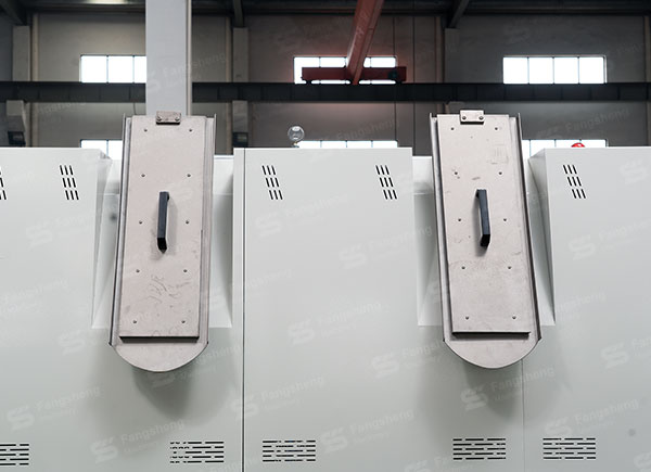 PET Hard Plastic Flakes Pelletizing Line-fangsheng