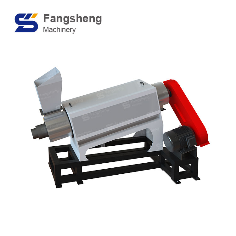 PE PP Plastic Film Washing Recycling Line
