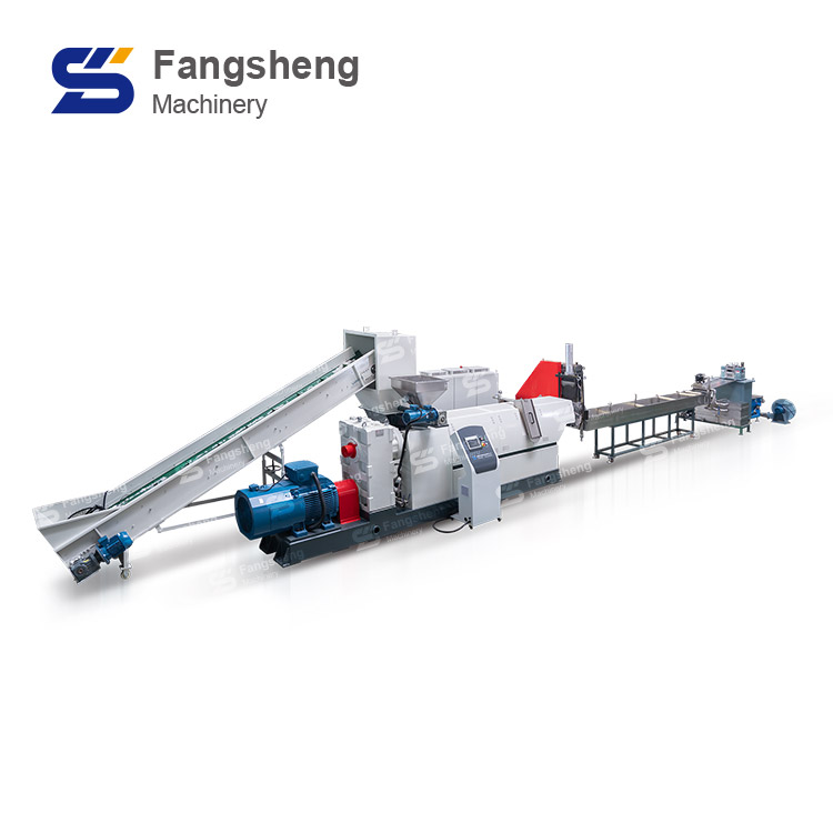 Pelletizing Line with Strand Cutting