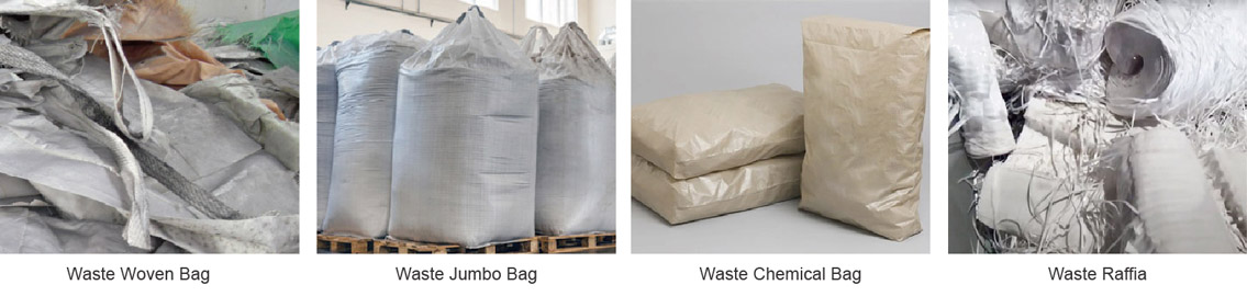 Chemical Bag Recycling Washing Line-fangsheng