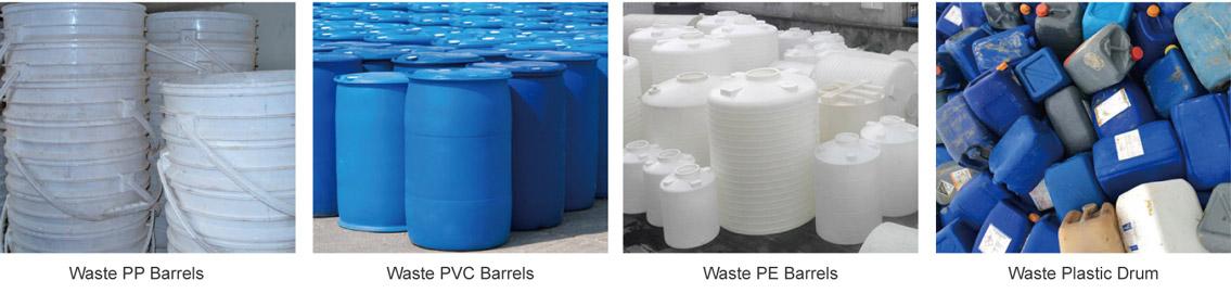 Paint Bucket Recycling Washing Line-fangsheng