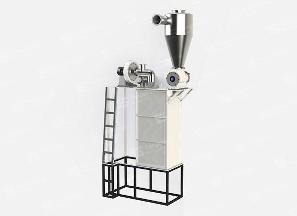 Plastic Drum Recycling Washing Line-fangsheng