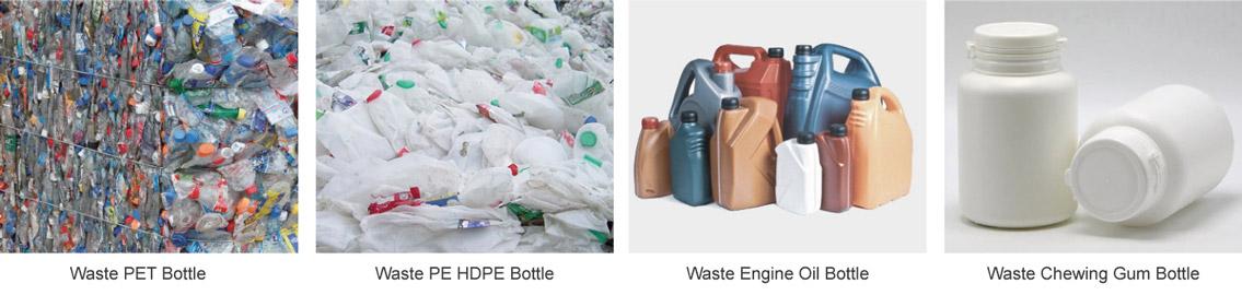 Waste PET Bottle Recycling Washing Line-fangsheng