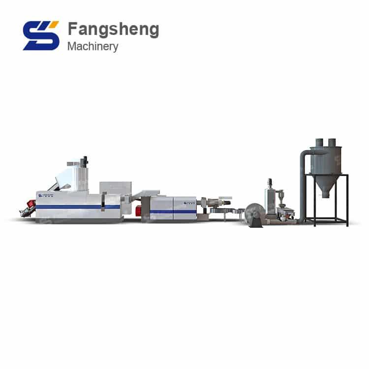 LDPE Film Granulator System