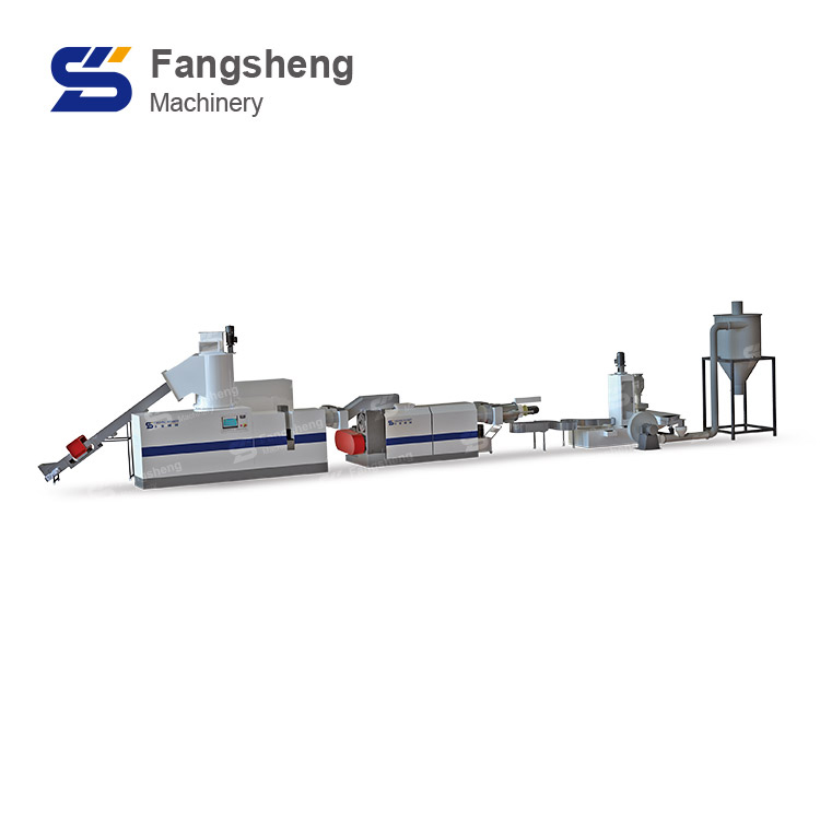 BOPP Film Granulation Equipment