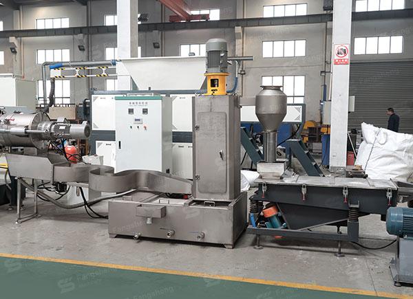 CPP Film Granulation Machine-fangsheng