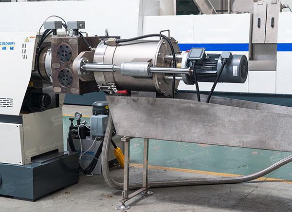 HDPE Film Granulating Machine-fangsheng