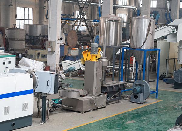 PP Film Granulation Machine-fangsheng