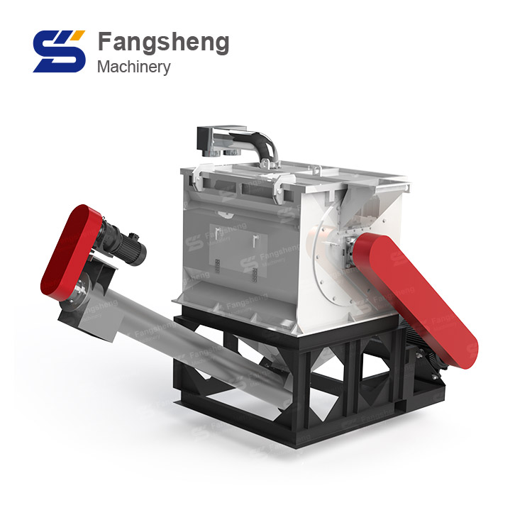 PP PE PET Dewatering Machine