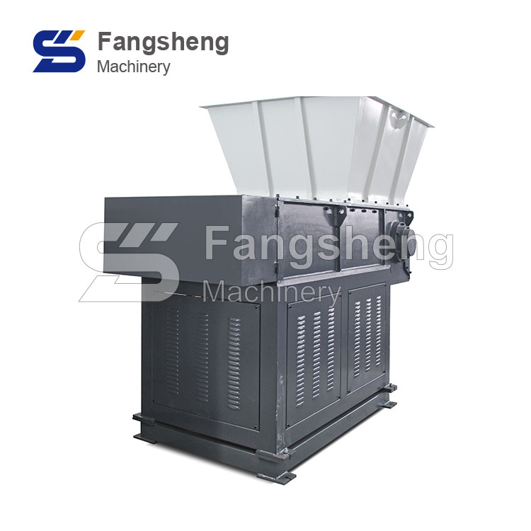 Single Shaft Shredder Machine