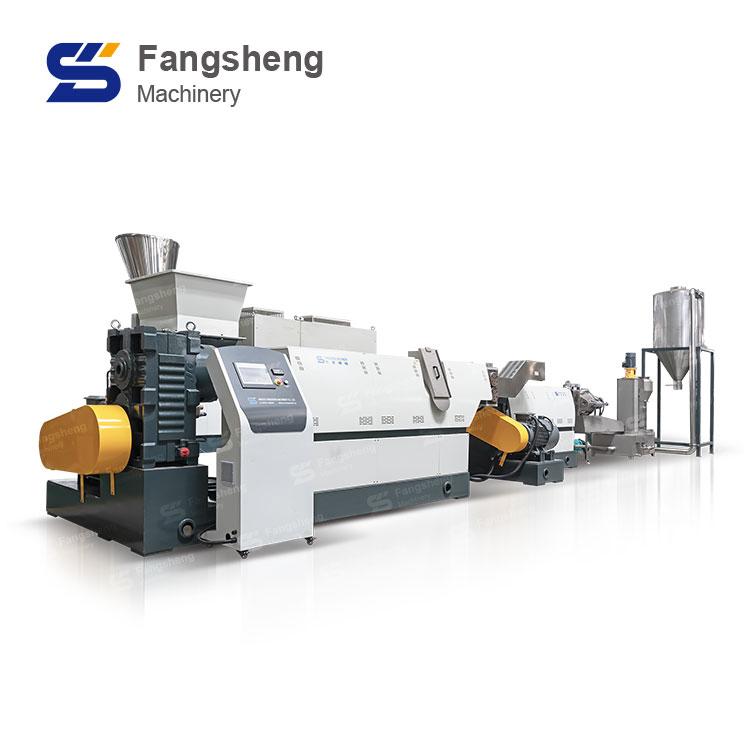HDPE Film Pelletizing Equipment