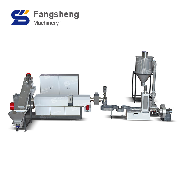 LDPE Film Granulation System
