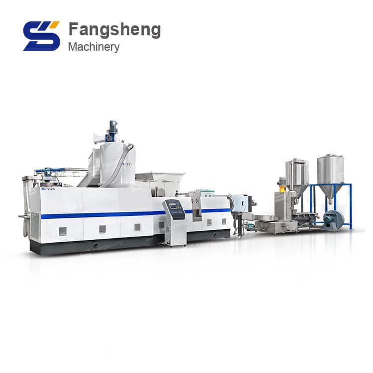 PPJumboBag Granulation Machine